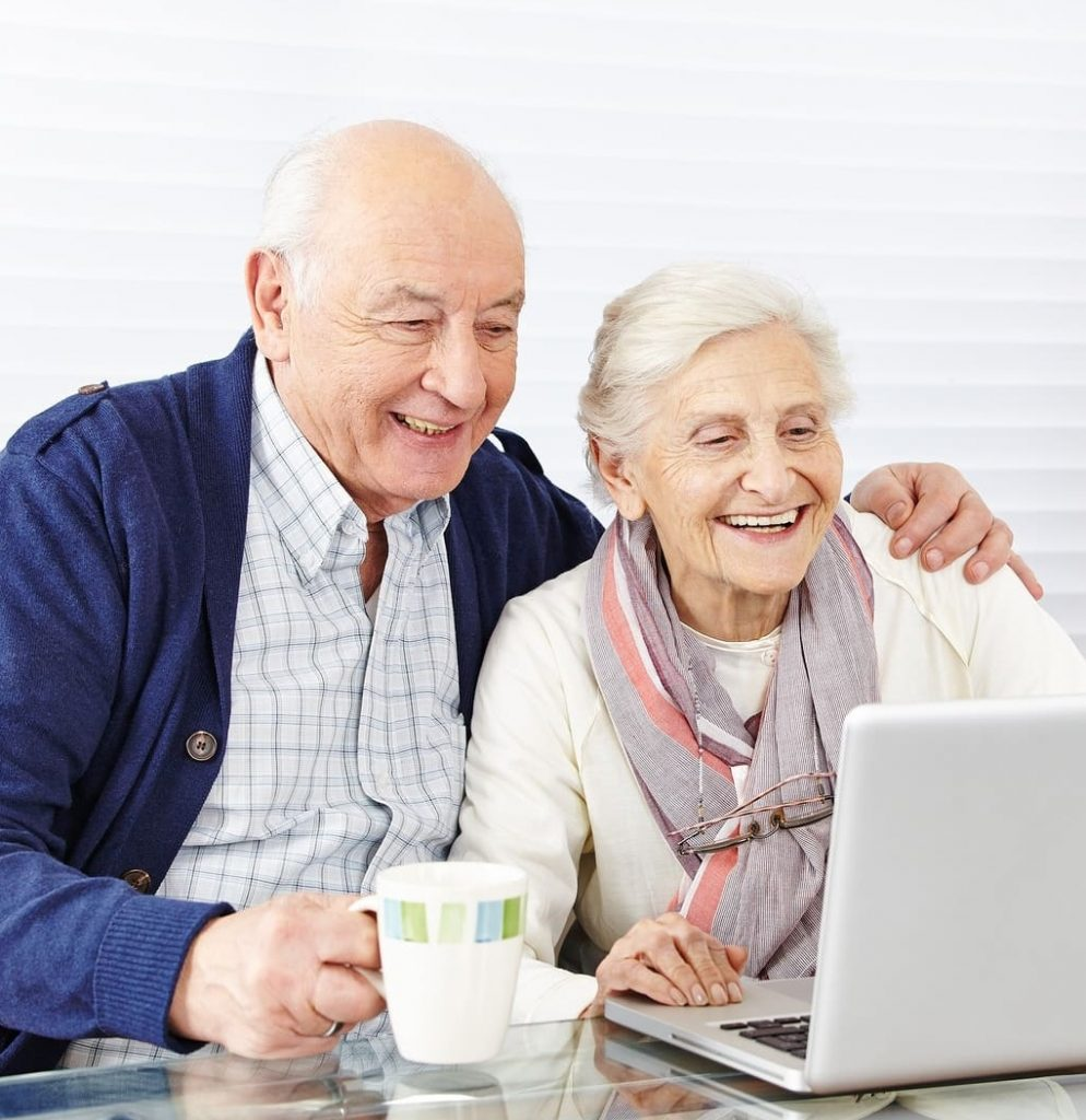 An important feature of WatermelonPC: a computer that's designed for seniors